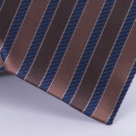 gravata-com-desenho-listrado-em-poliester-marrom-textura-large