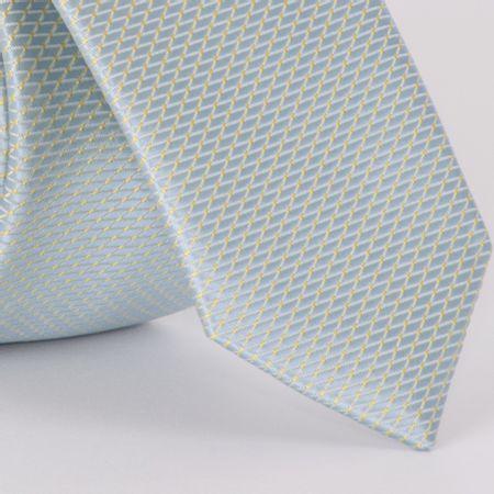 gravata-super-slim-com-desenhos-geometricos-em-poliester-verde-textura-small-2