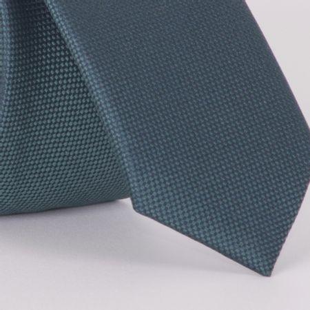 gravata-super-slim-com-desenhos-geometricos-em-poliester-verde-textura-small-4