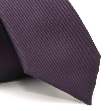 gravata-com-desenho-falso-liso-em-poliester-roxa-textura-small-5