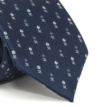 gravata-com-desenho-floral-em-poliester-azul-textura-small-1