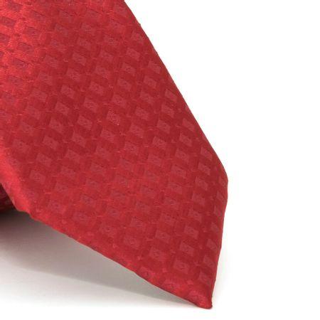 gravata-com-desenhos-geometricos-em-poliester-vermelha-textura-medium-5