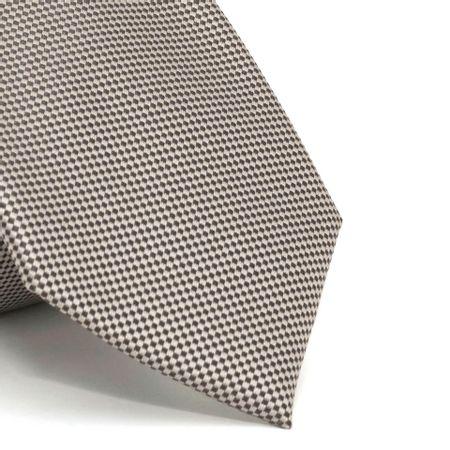 gravata-com-desenhos-geometricos-em-poliester-marrom-textura-small