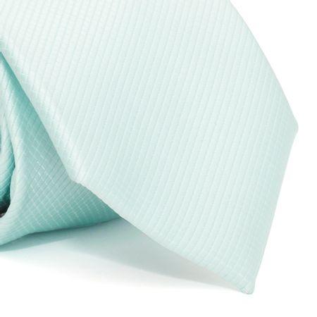 veja-mais-fotos-Gravata-com-desenho-falso-liso-em-poliester-Azul-tiffany-textura-small