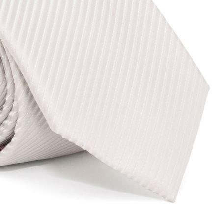 Gravata-cerimonial-com-desenho-listrado-em-poliester-Cinza-textura-small