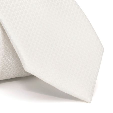 Gravata-cerimonial-com-desenhos-geometricos-em-poliester-Branca-textura-medium-1