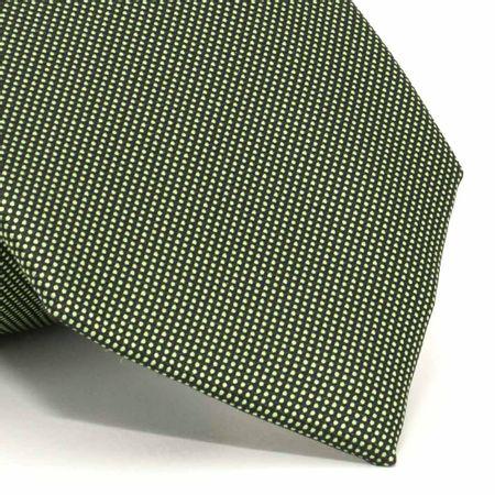Gravata-com-desenhos-geometricos-em-seda-pura-Verde-textura-small