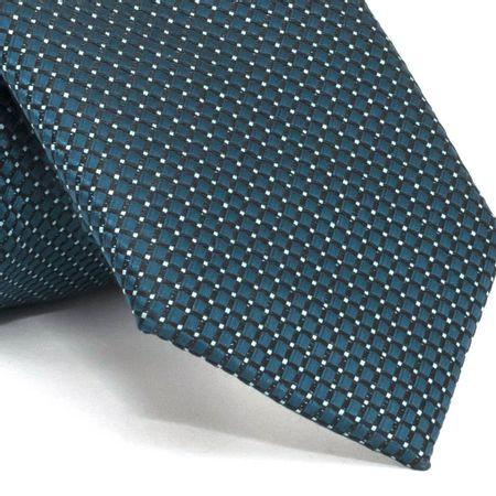 Gravata-Slim-com-desenhos-geometricos-em-poliester-Azul-textura-small