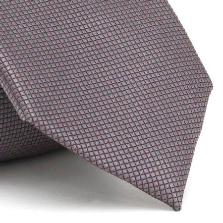 Gravata-com-desenhos-geometricos-em-seda-pura-Cinza-textura-small