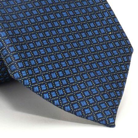 Gravata-com-desenhos-geometricos-em-seda-pura-azul-textura-medium-1