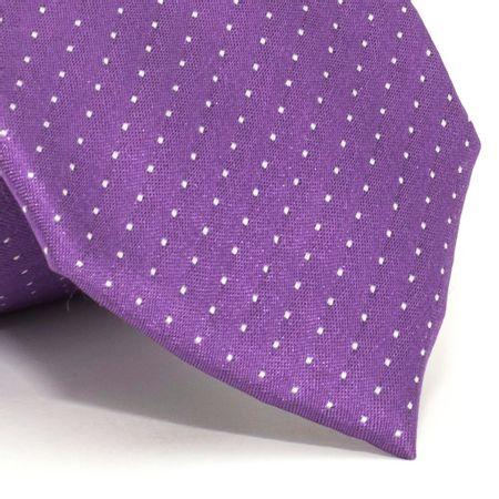 Gravata-com-desenhos-geometricos-em-seda-pura-roxa-textura-small