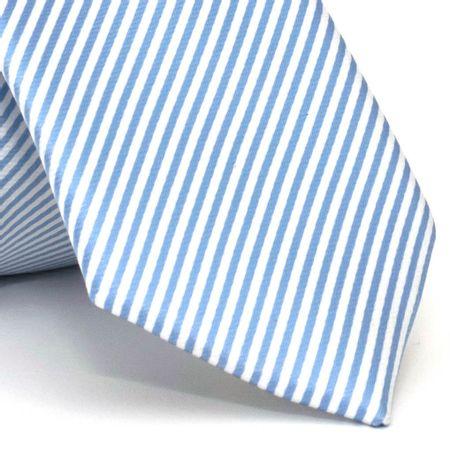 Gravata-Slim-com-desenho-listrado-em-poliester-Azul-textura-small-2