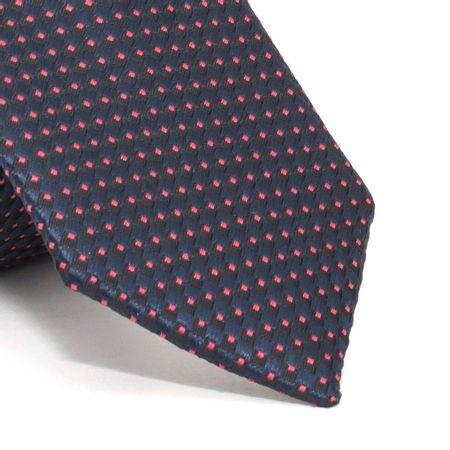 Gravata-Slim-com-desenhos-geometricos-em-poliester-Azul-textura-small-6
