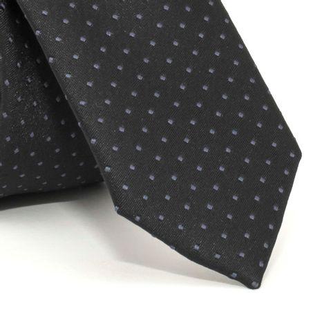 Gravata-Super-Slim-com-desenhos-geometricos-em-poliester-Preta-textura-medium-1