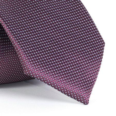 Gravata-com-desenhos-geometricos-em-poliester-Roxa-textura-small-8