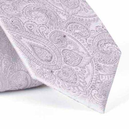 Gravata-com-desenhos-geometricos-em-seda-pura-swarovski-Cinza-textura-medium-1