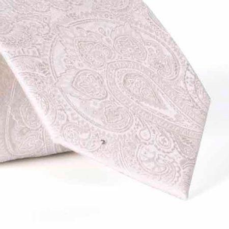 Gravata-com-desenhos-geometricos-em-seda-pura-swarovski-Branca-textura-small