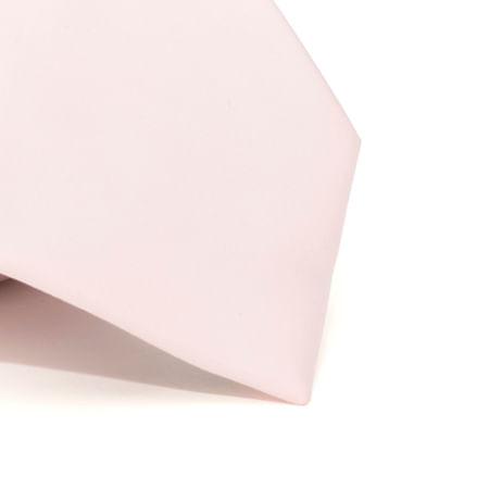 Gravata-lisa-em-poliester-basico-Rosa