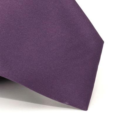 Gravata-lisa-em-poliester-basico-Roxa-textura-1