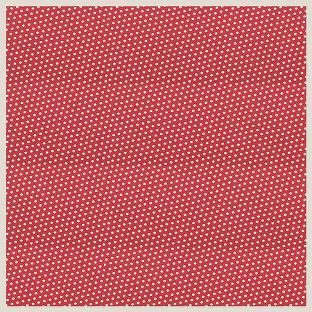 Lenco-de-bolso-com-desenho-geometrico-em-poliester-vermelho