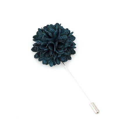 Pino-de-lapela-azul-mesclado-em-formato-de-flor-camelia