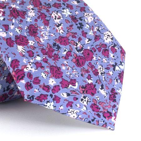 Gravata-estampada-em-seda-floral-Liberty-lilas-e-pink