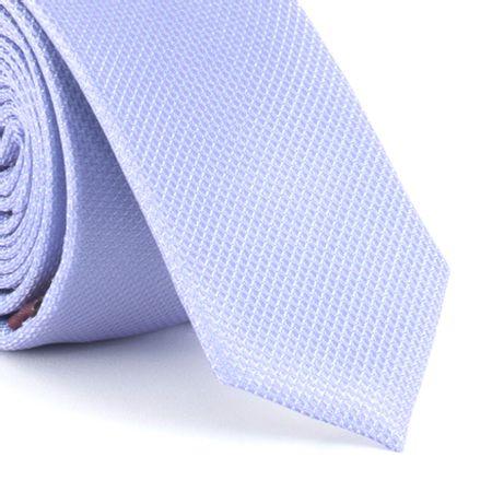 Gravata-Super-Slim-em-poliester-falso-liso-lavanda
