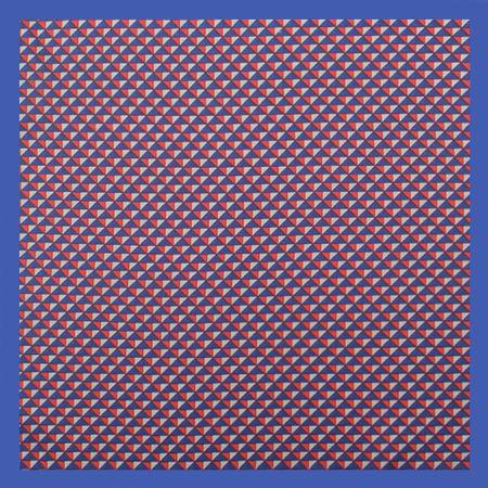 Lenco-de-bolso-com-desenho-geometrico-em-poliester-marinho-cinza-e-vermelho