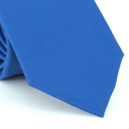 Gravata-com-relevo-relevo-grega-de-poliester-azul-royal