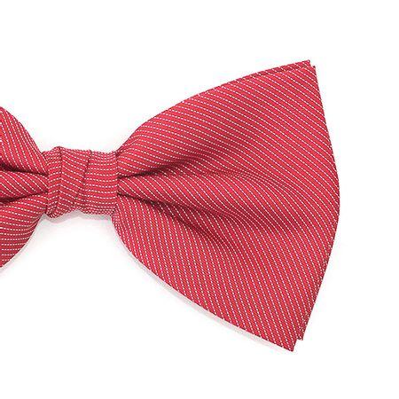 Gravata-borboleta-em-poliester-vermelho-com-listras-finas-brancas