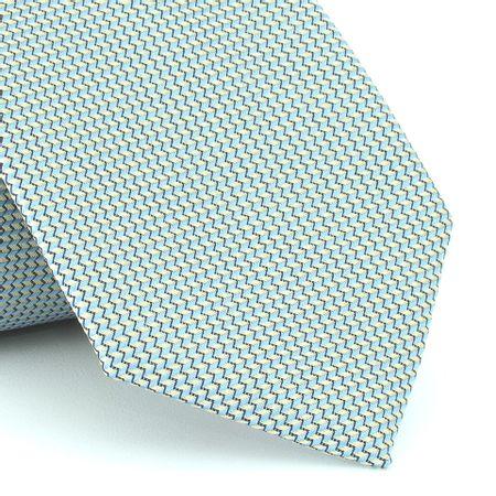 Gravata-Tradicional-furta-cor-em-jacquard-de-poliester-azul-e-amarelo-com-zig-zag-preto