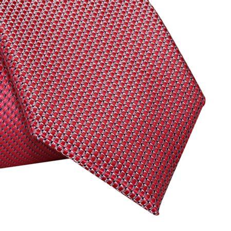 Gravata-Slim-em-poliester-falso-liso-rosa-chiclete-com-fundo-branco-e-marinho1