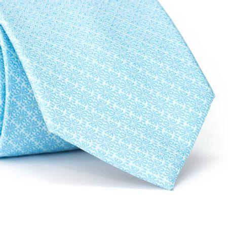 Gravata-Tradicional-em-Poliester-Azul-Claro-com-Desenhos-na-Trama
