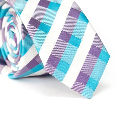 Gravata-Slim-com-Desenho-Geometricos-riscado-em-poliester-marinho-tom-sobre-tom