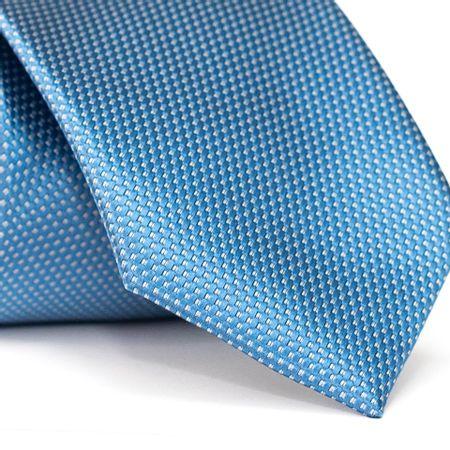 Gravata-Tradicional-em-Poliester-Azul-com-Detalhes-Branco-na-Trama