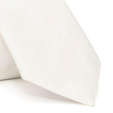 gravata-com-desenho-maconaria-em-poliester-branca-textura-large