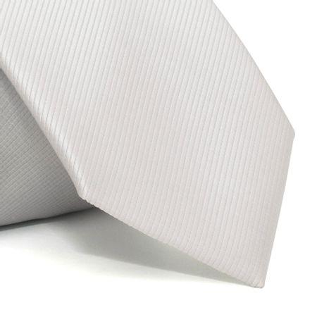 Gravata-com-desenho-falso-liso-em-poliester-Cinza-textura-small