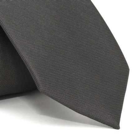 Gravata-com-desenho-falso-liso-em-poliester-Preta-textura-small
