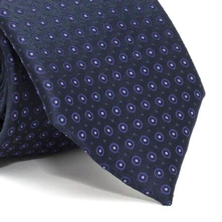 Gravata-com-desenhos-geometricos-em-poliester-Azul-textura-medium-3