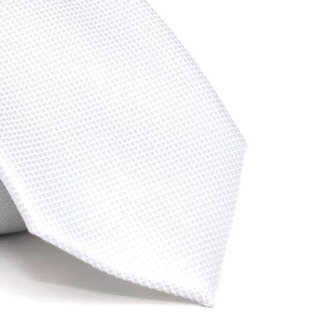 Gravata-com-desenho-falso-liso-em-poliester-Cinza-textura-small-4