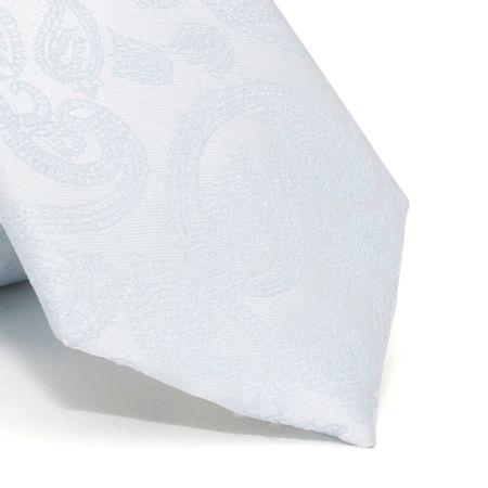 Gravata-Slim-com-desenho-cashmere-em-poliester-Azul-textura-large