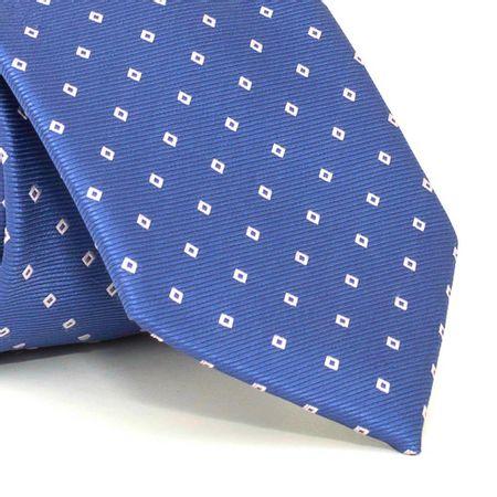 Gravata-com-desenhos-geometricos-em-poliester-Azul-textura-medium-9