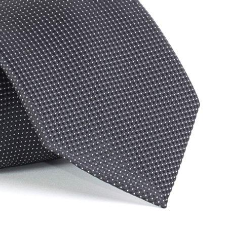 Gravata-com-desenhos-geometricos-em-poliester-Preta-textura-small-10