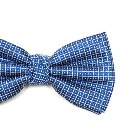 Gravata-borboleta-com-desenhos-geometricos-em-poliester-Azul-textura-small-4