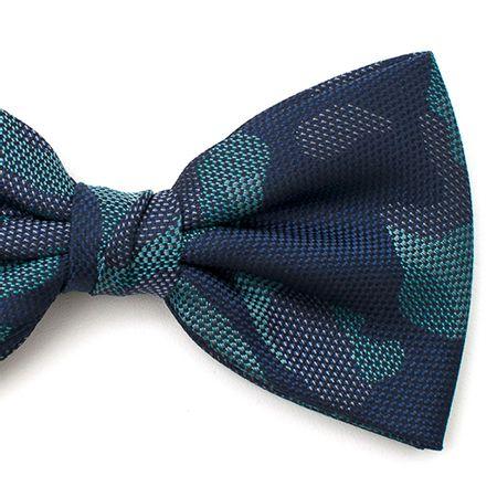 Gravata-borboleta-com-desenho-camuflado-em-poliester-Azul-textura-medium