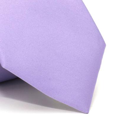 Gravata-lisa-em-poliester-basico-Roxa-textura-2