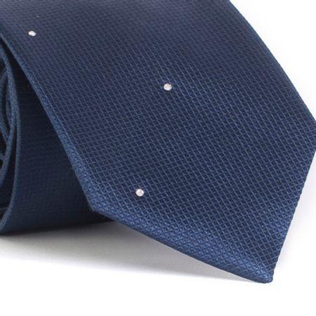 Gravata-com-desenhos-geometricos-em-seda-pura-swarovski-Azul-textura-small