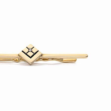 prendedor-de-gravata-dourado-detalhe-losango-com-swarovski