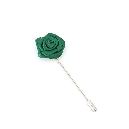 Pino-de-lapela-verde-formato-de-flor