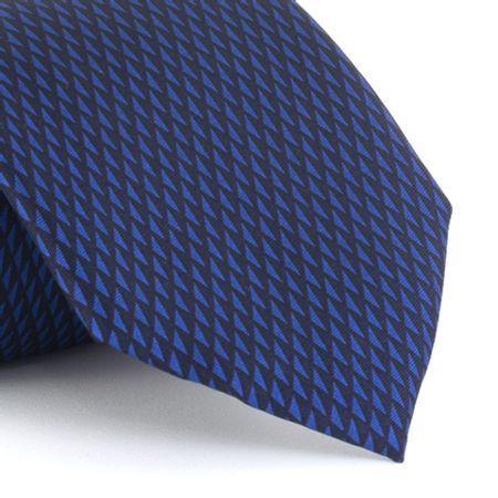Gravata-estampada-em-triangular-marinho-com-preto